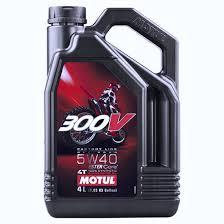 <b>Моторное масло Motul 300V</b> 4T OFF ROAD SAE 5W40, Объем 4 л ...