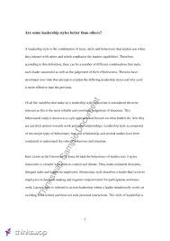leadership essays samples  www gxart orglife experience essay sample life experience essay leadership essay in uc essay example