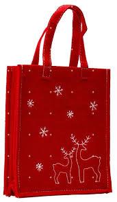 Купить <b>Пакет подарочный УРРА</b> Новый год 17х20 см красный по ...