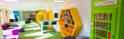 new office design ideas. cool office design ideas funky collaborative space new g