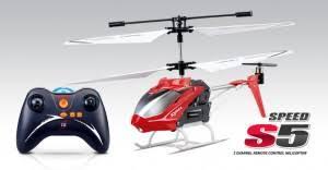 <b>Радиоуправляемый вертолет Syma S5</b> RTF с гироскопом - Syma-S5