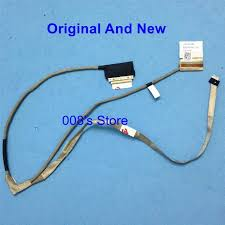 Online Shop New <b>Laptop</b> LED LCD LVDS Cable <b>For DELL</b> 15R ...