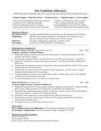 technical support engineer resume sample template  computer       sample technical resume