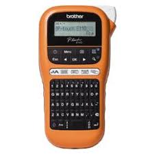 <b>Brother PTE110VP</b> Industrial Label Maker | Warehouse Stationery, NZ