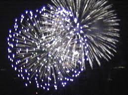 Image result for lake michigan fireworks