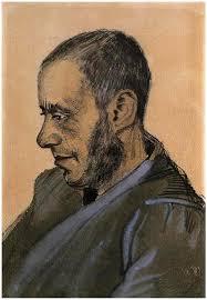 The Bookseller Blok (Vincent van Gogh - ) - The Athenaeum