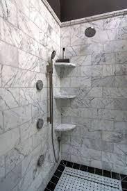 tile bathrooms bathroom shower corner