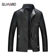 QUANBO Brand Clothing <b>2018 New Arrival Autumn</b> Spring Men's ...