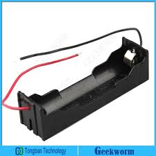 Other <b>Electronic</b> Components <b>3pcs DIY</b> 4 Slot 18650 Battery Holder ...