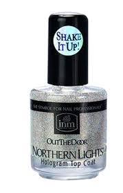 INM Northen Lights SILVER <b>Голографическая сушка</b>-<b>закрепитель</b> ...