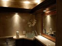 exiting bathroom lighting interior design ideas with teak carving wooden wall mirror frame and clear glass captivating bathroom lighting ideas
