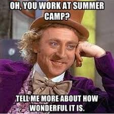 Summer camp facts on Pinterest | Summer Camps, Camps and Camp ... via Relatably.com