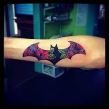 tattoo: лучшие изображения (8) | Гик тату, Бэтмен тату и Тату