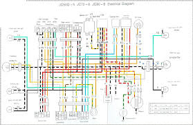wiring for a lifan 125 in a panda Lifan Wiring Diagram click image for larger version name jcmonkeydaxwire jpg views 1680 size lifan wiring diagram 125cc