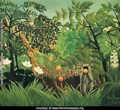 The Complete Works - Exotic Landscape ... - Henri Julien Rousseau