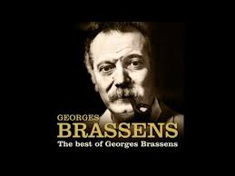 Image result for george brassens