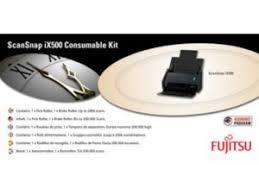 <b>Комплект</b> роликов <b>Fujitsu</b> для ScanSnap iX500 (<b>CON</b>-<b>3656</b>-<b>001A</b> ...
