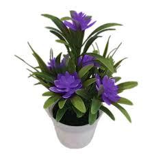 Gift Lifelike <b>Simulation Potted Plants</b> Store <b>Artificial</b> Flower <b>Fake</b> ...