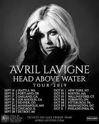 <b>Head</b> Above <b>Water</b> Tour - Wikipedia