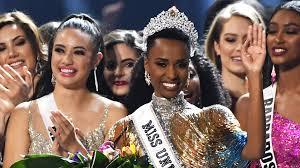 Miss Universe 2019 winner is South Africa; Steve Harvey makes ...