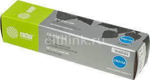 Купить <b>Картридж CACTUS CS</b>-<b>CE310A</b>, черный в интернет ...