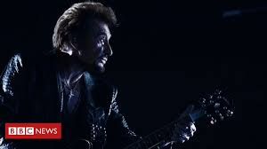 <b>Johnny Hallyday</b>: France's 'Elvis Presley' dies at 74 - BBC News