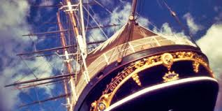Cutty Sark, brujas,barcos y whisky