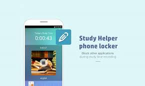 Study Helper   Phone Locker for Better Studying Experience