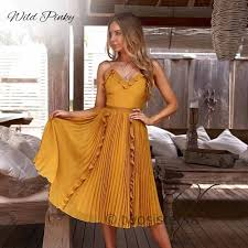 <b>WildPinky</b> 2019 <b>Summer</b> Long Dress Floral Print Boho Beach Dress ...