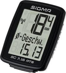 """<b>Велокомпьютер Sigma</b> """"Topline <b>BC 7.16</b> ATS"""", 7 функций ..."""