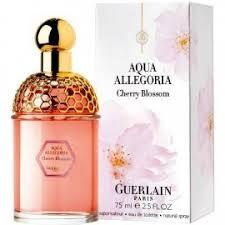 Женские духи <b>Guerlain</b> Aqua Allegoria <b>Cherry Blossom</b> купить ...