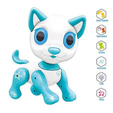 Buy PATPAT Electronic Interactive Remote Control <b>Smart Robot Pet</b> ...