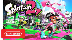 <b>Splatoon 2</b> - <b>Nintendo</b> Switch Presentation 2017 Trailer - YouTube