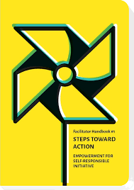 facilitator handbook steps toward action empowerment for self cover facilittaor handbook 1 steps toward action