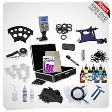 permanent makeup kits rotary tattoo gun motor machine eyebrow set