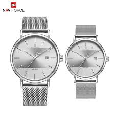NAVIFORCE Couple <b>Watches</b> Fashion <b>Lover</b> Casul Sport Watch ...