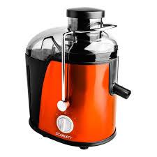 <b>Соковыжималка</b> электрическая <b>Scarlett SC</b>-<b>JE50S16</b> оранжевый