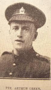 Arthur Green enlisted in the 214th Saskatchewan Overseas Battalion CEF - greenarthur26734