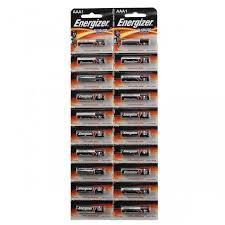 <b>Батарейка Energizer Power E92/AAA</b> BP20 kiosk 1бл (цена за 1 ...