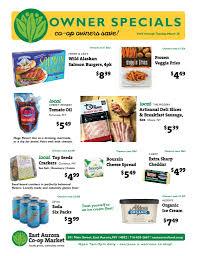s specials east aurora co op market deals for everyone owner specials