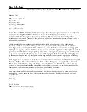 mckinsey cover letter sample cover letter consulting