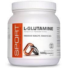 Glutamine <b>Powder</b> | <b>L</b>-<b>Glutamine</b> 500g | Nature's <b>Best</b> Sport