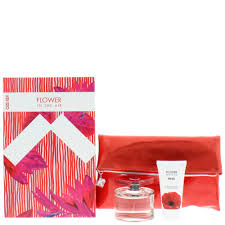 <b>Kenzo Flower In The</b> Air EDP 100ml & Body Lotion 50ml with Bag