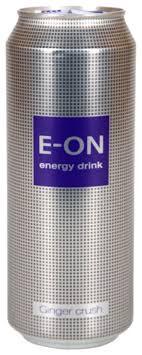 <b>Энергетический напиток E-ON</b> Ginger Crush — купить по ...