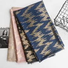 solid gold scarf UK