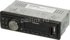 Купить <b>Автомагнитола SOUNDMAX SM-CCR3047F</b> в интернет ...