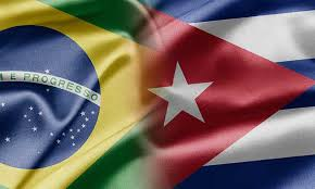 Resultado de imagen de Cuba Brasil Banderas