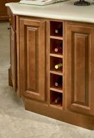 kitchen wine rack design