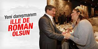 Başbakan Davutoğlu Roman temsilcilerine hitap etti