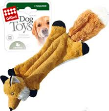<b>Игрушка GiGwi Dog Toys</b> | ГиГви Шкурка Лисы для собак купить в ...